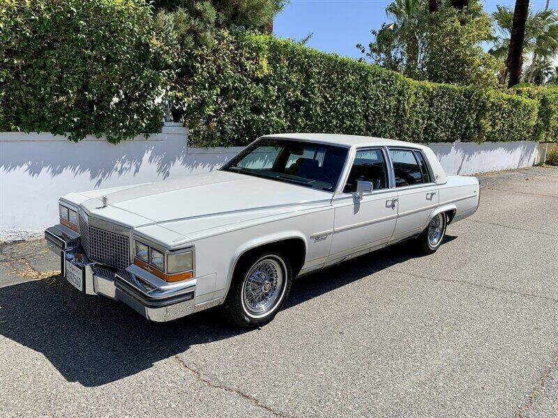1988 Cadillac Brougham for sale in Palm Springs, CA