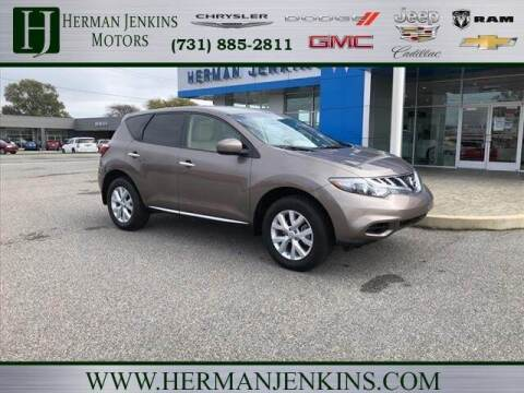 2013 Nissan Murano for sale at Herman Jenkins Used Cars in Union City TN