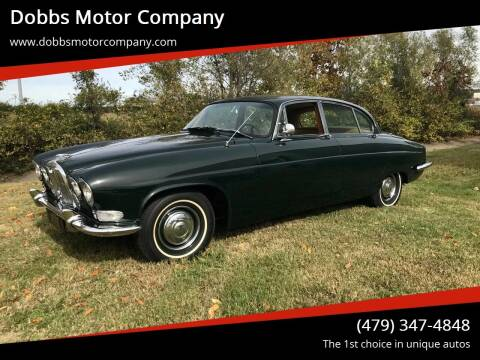 1965 Jaguar Mark VIII for sale at Dobbs Motor Company in Springdale AR