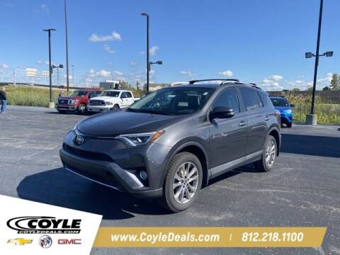 2016 Toyota RAV4 for sale at COYLE GM - COYLE NISSAN in Clarksville IN