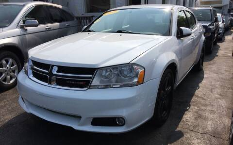 2013 Dodge Avenger for sale at Jeff Auto Sales INC in Chicago IL