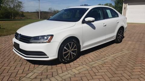 2017 Volkswagen Jetta for sale at Vess Auto in Danville OH