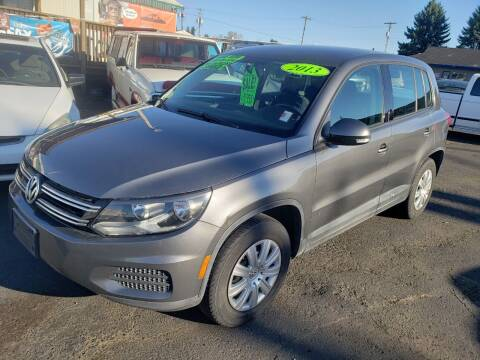 2013 Volkswagen Tiguan for sale at TOP Auto BROKERS LLC in Vancouver WA