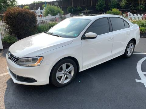 2013 Volkswagen Jetta for sale at On The Circuit Cars & Trucks in York PA