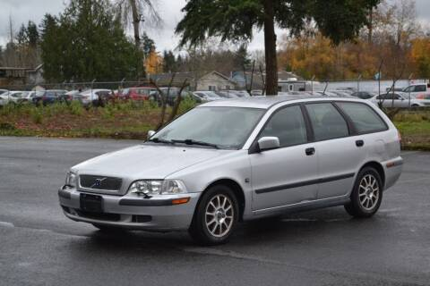 2001 Volvo V40 for sale at Skyline Motors Auto Sales in Tacoma WA