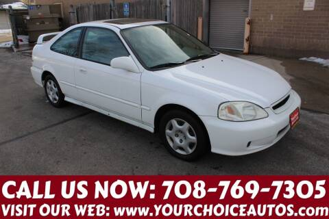 1999 Honda Civic for sale at Your Choice Autos in Posen IL