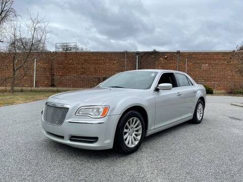 2012 Chrysler 300 for sale at RoadLink Auto Sales in Greensboro NC