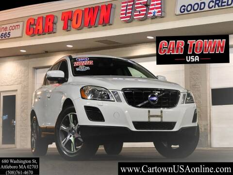 2012 Volvo XC60 for sale at Car Town USA in Attleboro MA