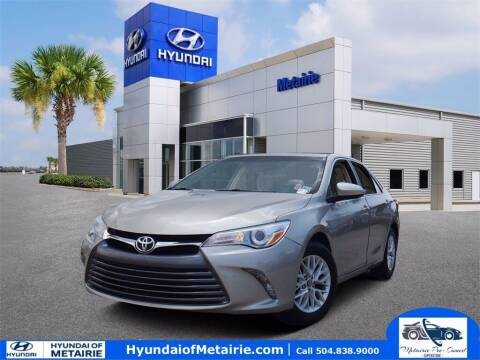 2016 Toyota Camry for sale at Metairie Preowned Superstore in Metairie LA
