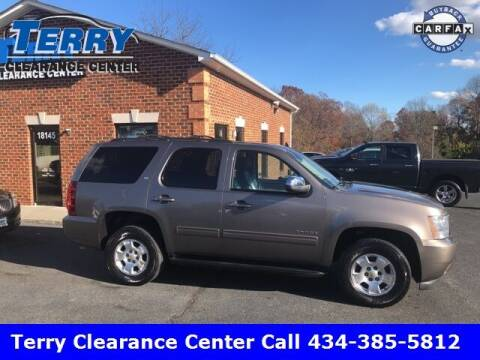 2011 Chevrolet Tahoe for sale at Terry Clearance Center in Lynchburg VA