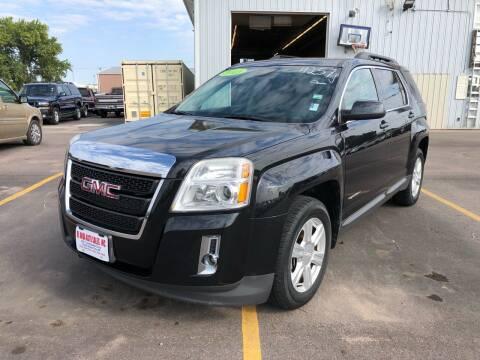 2015 GMC Terrain for sale at De Anda Auto Sales in South Sioux City NE
