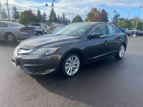 2016 Acura ILX for sale at Vista Auto Sales in Lakewood WA