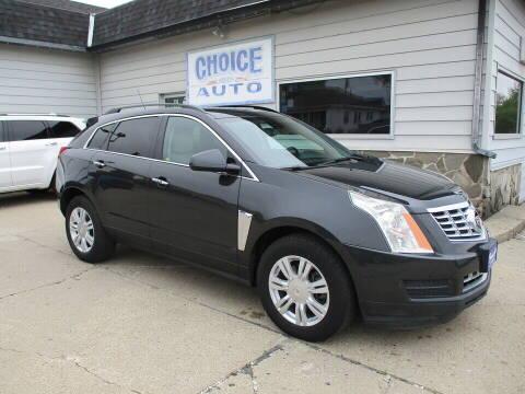 2015 Cadillac SRX for sale at Choice Auto in Carroll IA