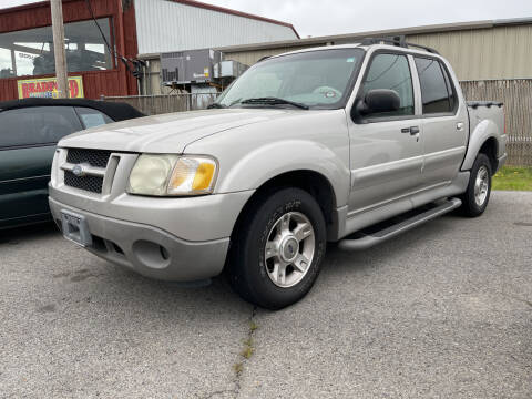 2003 Ford Explorer Sport Trac for sale at Auto Credit Xpress in North Little Rock AR