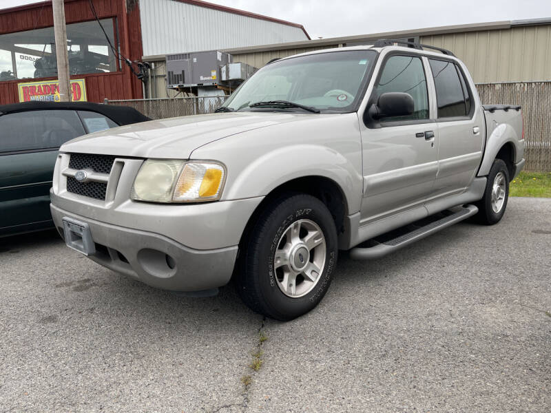 2003 Ford Explorer Sport Trac for sale at Auto Credit Xpress - Sherwood in Sherwood AR