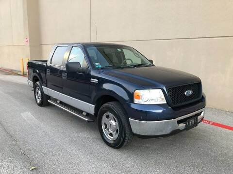 2006 Ford F-150 for sale at Austin Elite Motors in Austin TX