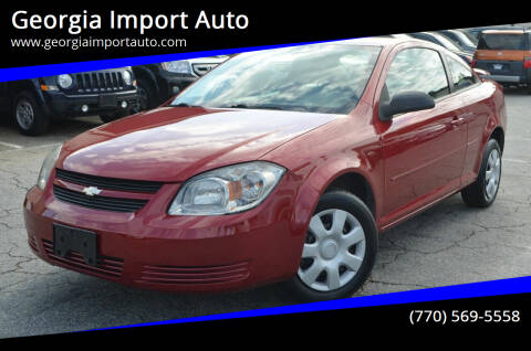 2010 Chevrolet Cobalt for sale at Georgia Import Auto in Alpharetta GA