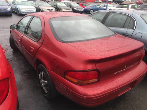 2000 Dodge Stratus for sale at American Dream Motors in Everett WA