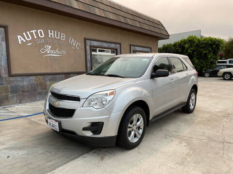 2015 Chevrolet Equinox for sale at Auto Hub, Inc. in Anaheim CA