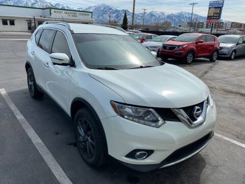 2016 Nissan Rogue for sale at New Start Auto in Richardson TX