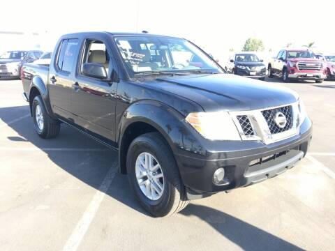2018 Nissan Frontier for sale at Nissan of Bakersfield in Bakersfield CA