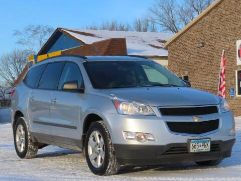 2012 Chevrolet Traverse for sale at Big Man Motors in Farmington MN