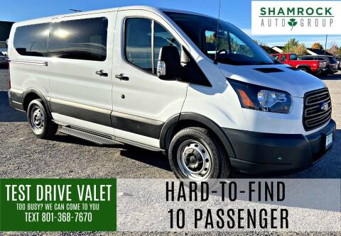 2018 Ford Transit Passenger for sale at Shamrock Group LLC #1 in Pleasant Grove UT