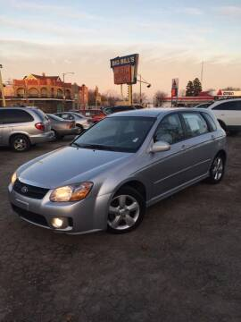 2007 Kia Spectra for sale at Big Bills in Milwaukee WI
