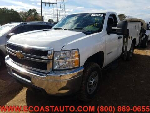 2013 Chevrolet Silverado 2500HD for sale at East Coast Auto Source Inc. in Bedford VA