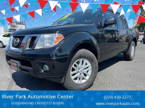 2016 Nissan Frontier for sale at River Park Automotive Center in Fresno CA