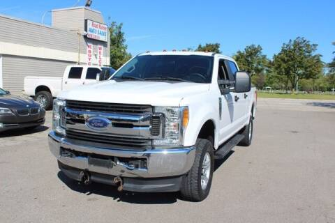2017 Ford F-250 Super Duty for sale at Road Runner Auto Sales WAYNE in Wayne MI