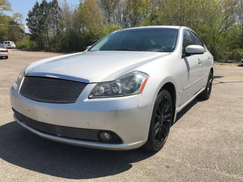 2006 Infiniti M35 for sale at Certified Motors LLC in Mableton GA
