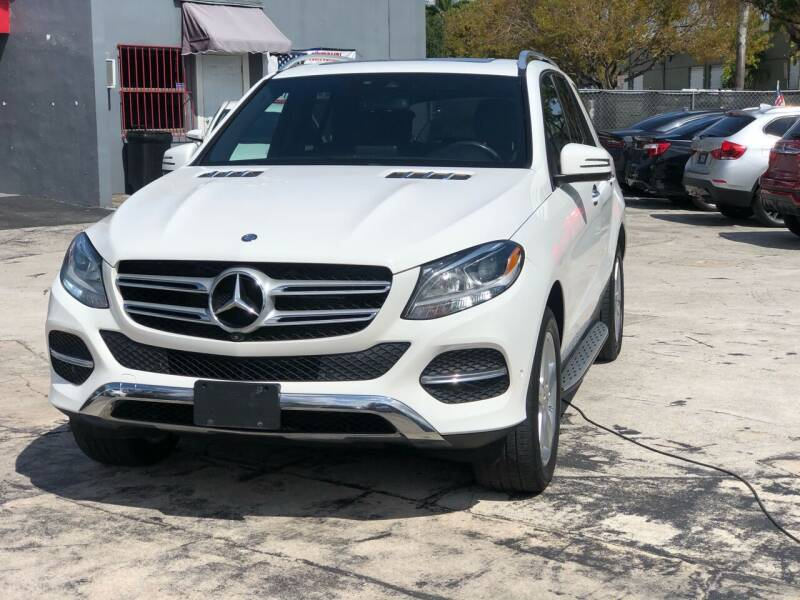 2017 Mercedes-Benz GLE for sale at CAR UZD in Miami FL