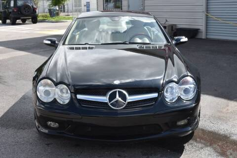 2005 Mercedes-Benz SL-Class for sale at Mix Autos in Orlando FL