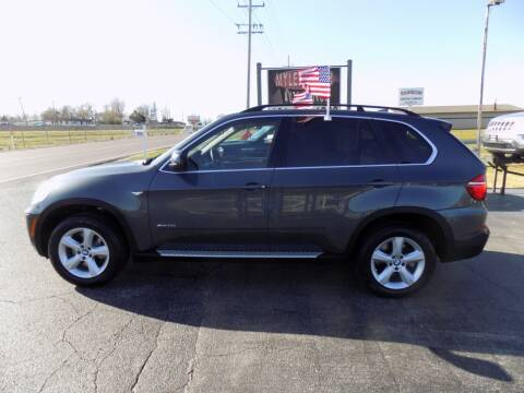 2012 BMW X5 for sale at MYLENBUSCH AUTO SOURCE in O` Fallon MO