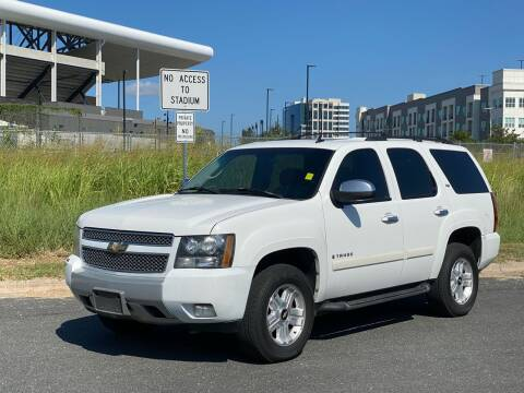 2007 Chevrolet Tahoe for sale at EA Motorgroup in Austin TX