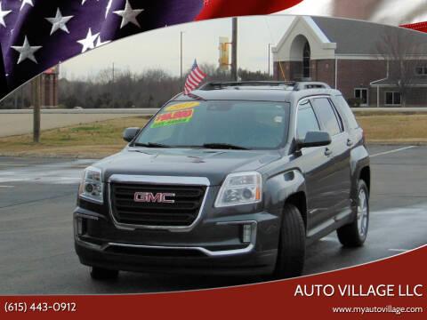 2017 GMC Terrain for sale at AUTO VILLAGE LLC in Lebanon TN
