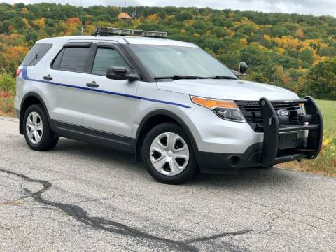 2014 Ford Explorer for sale at York Motors in Canton CT