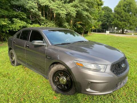 2015 Ford Taurus for sale at Kenny Vice Ford Sales Inc - USED Vehicle Inventory in Ladoga IN