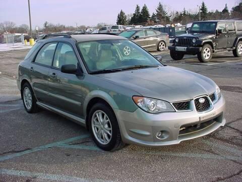 2006 Subaru Impreza for sale at VOA Auto Sales in Pontiac MI