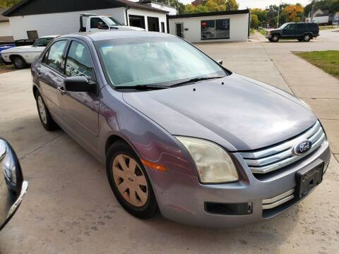 2006 Ford Fusion for sale at GOOD NEWS AUTO SALES in Fargo ND