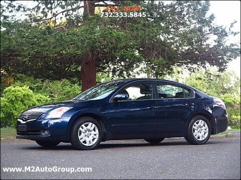 2009 Nissan Altima for sale at M2 Auto Group Llc. EAST BRUNSWICK in East Brunswick NJ