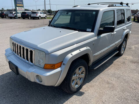 2006 Jeep Commander for sale at Strait-A-Way Auto Sales LLC in Gaylord MI
