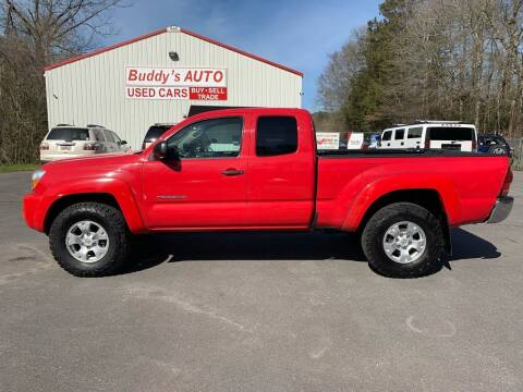 2008 Toyota Tacoma for sale at Buddy's Auto Inc in Pendleton SC