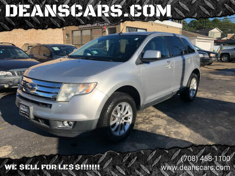 2010 Ford Edge for sale at DEANSCARS.COM - DEANS BERWYN in Berwyn IL