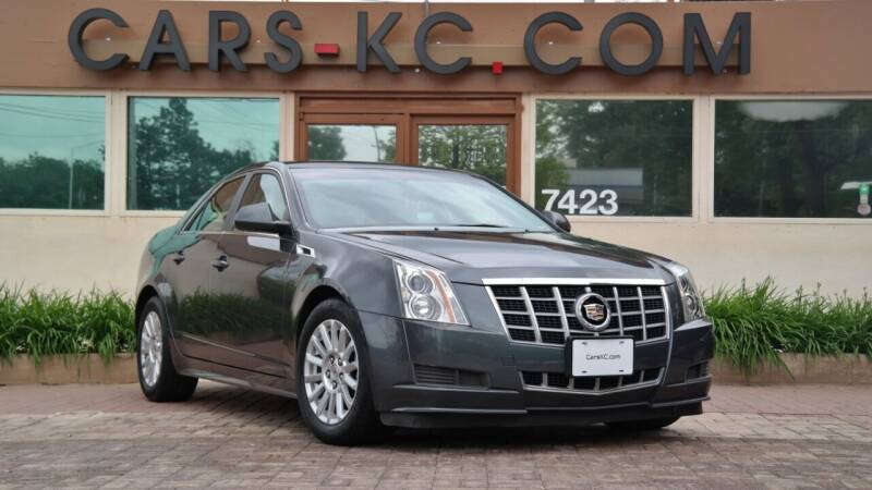2012 Cadillac CTS for sale at Cars-KC LLC in Overland Park KS