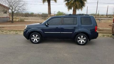 2012 Honda Pilot for sale at Ryan Richardson Motor Company in Alamogordo NM