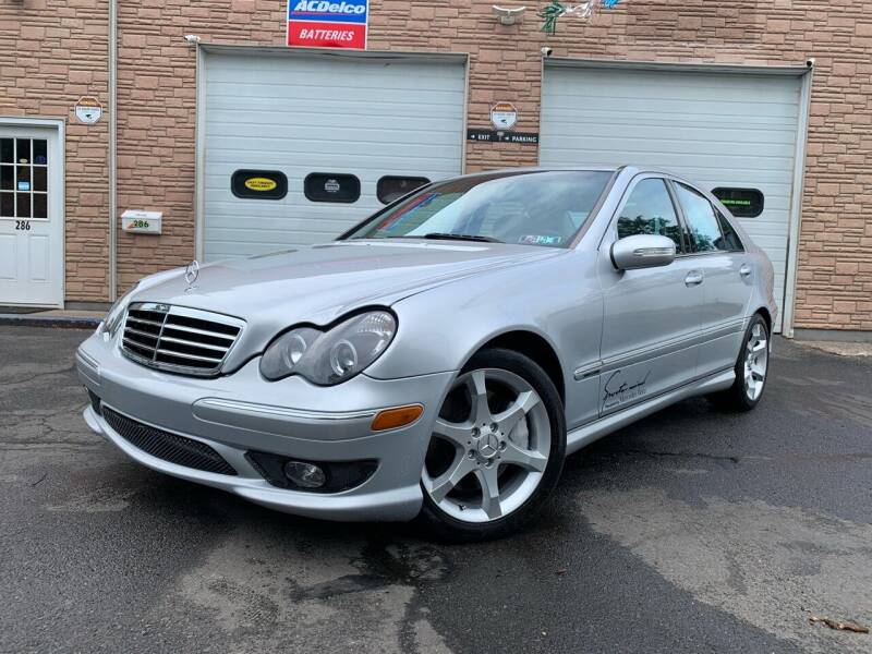 2007 Mercedes-Benz C-Class for sale at West Haven Auto Sales in West Haven CT
