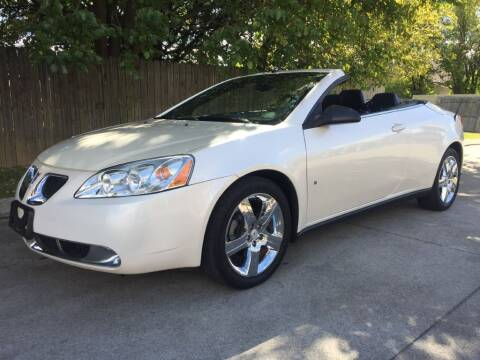 2008 Pontiac G6 for sale at Harold Cummings Auto Sales in Henderson KY