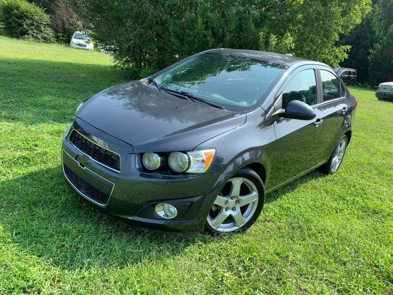 2016 Chevrolet Sonic for sale at Samet Performance in Louisburg NC